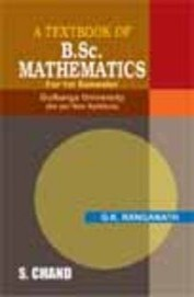 Textbook Of Bsc Mathematics 1st Sem - Gu