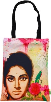 Eco Corner Small Vyjantimala Tribute Cotton Bag