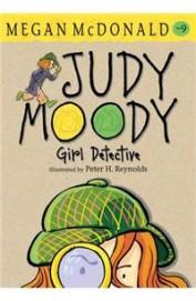 Judy Moody Girl Detective 9