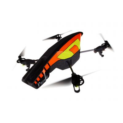 Parrot AR.Drone 2.0 Yellow with streamlined Outdoor Hull