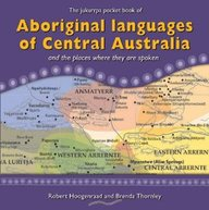 Aboriginal Languages Of Central Australia And The Places Where They Are Spoken