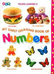My Early Learning Book Of Numbers : Young Learners