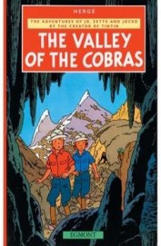 Valley Of The Cobras - Adventures Of Jo Zette &    Jocko