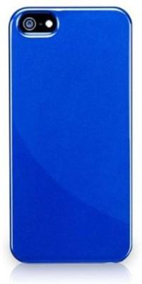 Dausen iphone 5/ 5s Dti Metallic Case - Navy Blue