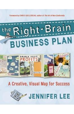 Right Brain Business Plan : A Creative Visual Map For Success