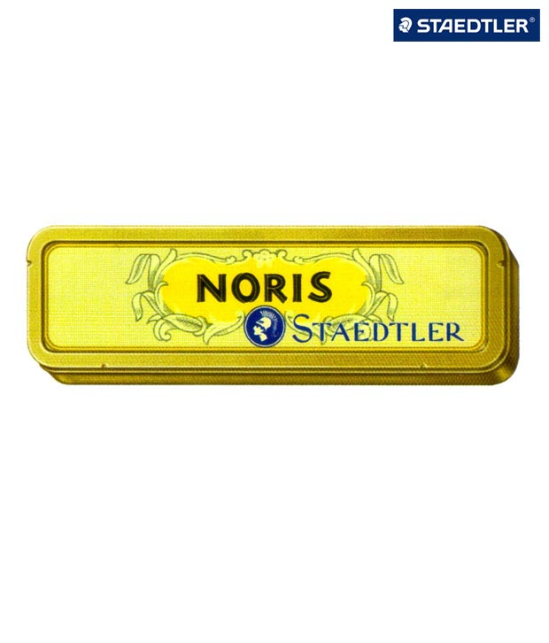 Staedtler Noris Pencil in Histroic Metal box