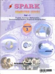 Spark Semester Series Std 1 Semester 2