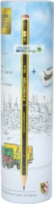 Staedtler Anniversary Promotion Noris pencils with 1 no. Special Eraser