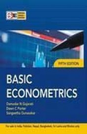 Basic Econometrics (English) 5th  Edition price comparison at Flipkart, Amazon, Crossword, Uread, Bookadda, Landmark, Homeshop18