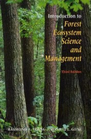 Introduction To Forest Ecosystem Science & Management