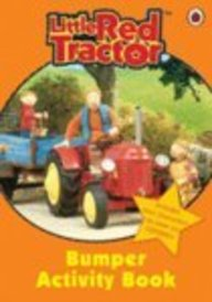little red tractor bumper activity book