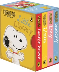 Peanuts Little Library