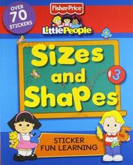 Fisher Price Sizes And Shapes