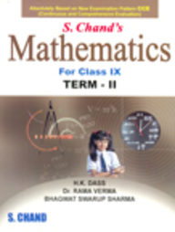 Mathematics For Class 9 - Term 2