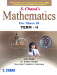MATHEMATICS FOR CLASS 9 - TERM 2