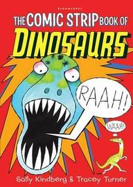 Comic Strip Book Of Dinosaurs