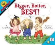 Bigger Better Best - Mathstart Area