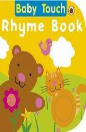 BABY TOUCH RHYME BOOK : LADY BIRD