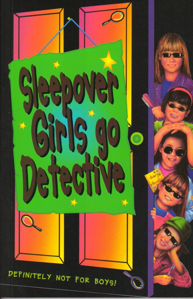 Sleepover Girls Go Detective 15