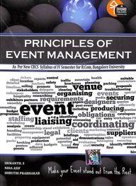Principles Of Event Management For Bcom 4 Sem :    Bu