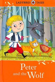 Peter & The Wolf : Ladybird Tales Big