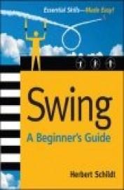 Swing : A Beginner's Guide 1st Edition price comparison at Flipkart, Amazon, Crossword, Uread, Bookadda, Landmark, Homeshop18
