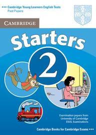 Cambridge Young Learners English Tests Starters 2 Student's Book Second edition Edition price comparison at Flipkart, Amazon, Crossword, Uread, Bookadda, Landmark, Homeshop18