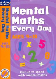 Mental Maths Every Day Ages 9-10