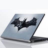 "Laptop Metallic Decals Batman Arkham Faces 15"""