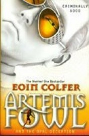Artemis Fowl - Opal Deception