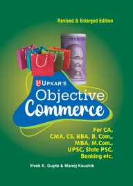 OBJECTIVE COMMERCE FOR CA ICWA CS MBA M COM ETC   : CODE 985