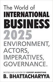 World Of International Business 2025 Environment   Actors Imperatives Governance