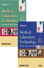 MEDICAL LABORATORY TECHNOLOGY METHODS and           INTERPRETATIONS SET OF 2 VOLS