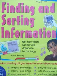 Finding & Sorting Information Set Of 6 Books