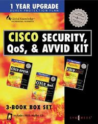Cisco Security, Qos, & Avvid Kit