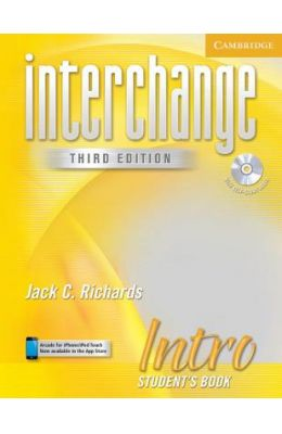 Interchange Intro Student's Book with Audio CD [With CD]