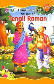 Best Of Tenali Raman - 28 Stories