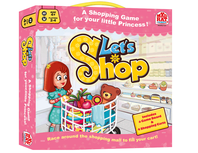 Madrat Lets Shop