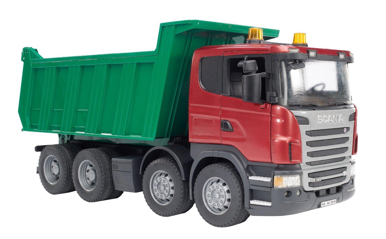 Bruder Scania R-Series Tipper Truck