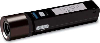 Mojo II 2600mAh Power Bank Plus Rechargeable Torch