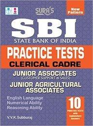 Sbi Practice Tests Clerical Cadre Junior           Associates Juinor Agricultural Associates : Co