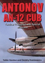 Antonov An-12 Cub (Crowood Aviation S.)