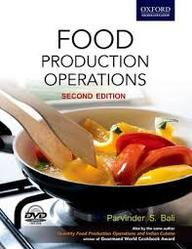 Food Production Operations W/Cd
