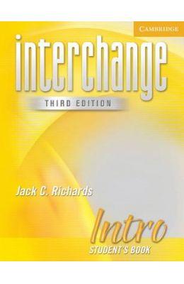 Interchange Intro Students Book