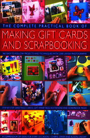 Complete Practical Book Of Making Gift Cards &     Scrapbooking