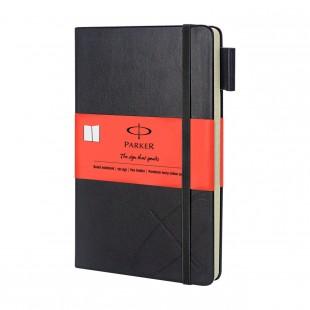 Parker Std Large Notebook Orange Sleeve
