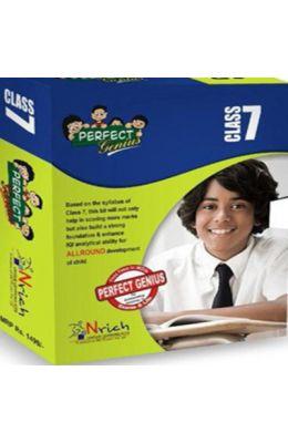 Perfect Genius Class - 7 ( Olympiads, Science, Maths, Evs, Logic, English, Life Skills )