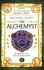The Alchemyst (secrets Of Nicholas Flamel)