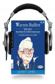 Warren Buffett Speaks (Audio Book)