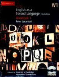 Igcse English As A Second Language Work Book W/Cd